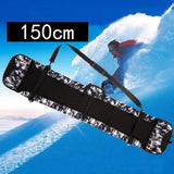 Skiing Camouflage Single Board Snow Bag