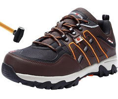 Men's Steel Toe Work Safety Shoes