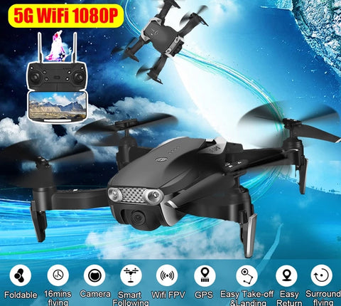 2.4G 4CH GPS 6-Axis Gyro Dynamic RC Drone Quadcopter