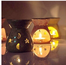 Load image into Gallery viewer, Ceramic Candle Holder Burner