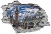 Sticker trompe l'oeil - Big Ben