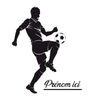 Sticker foot personnalisable