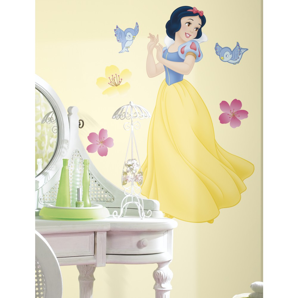 Grand sticker BLANCHE NEIGE - Princesses DISNEY