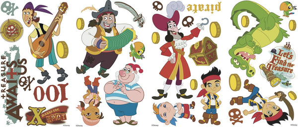 Sticker JAKE et les PIRATES du PAYS IMAGINAIRE