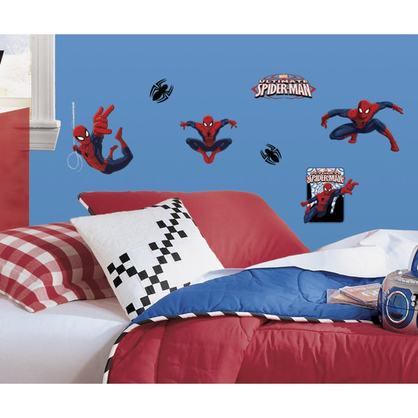 Sticker Spiderman