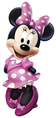 Grand sticker La BOUTIQUE de MINNIE