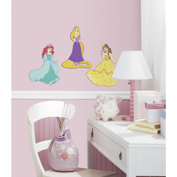 Stickers DISNEY PRINCESSES 3D Relief Mousse