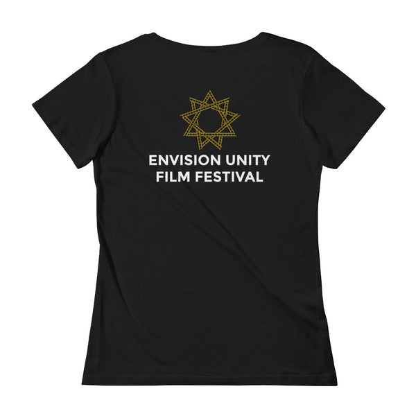 Ladies Envision Unity Scoopneck T-Shirt