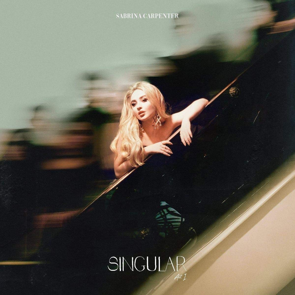 Singular CD - Sabrina Carpenter