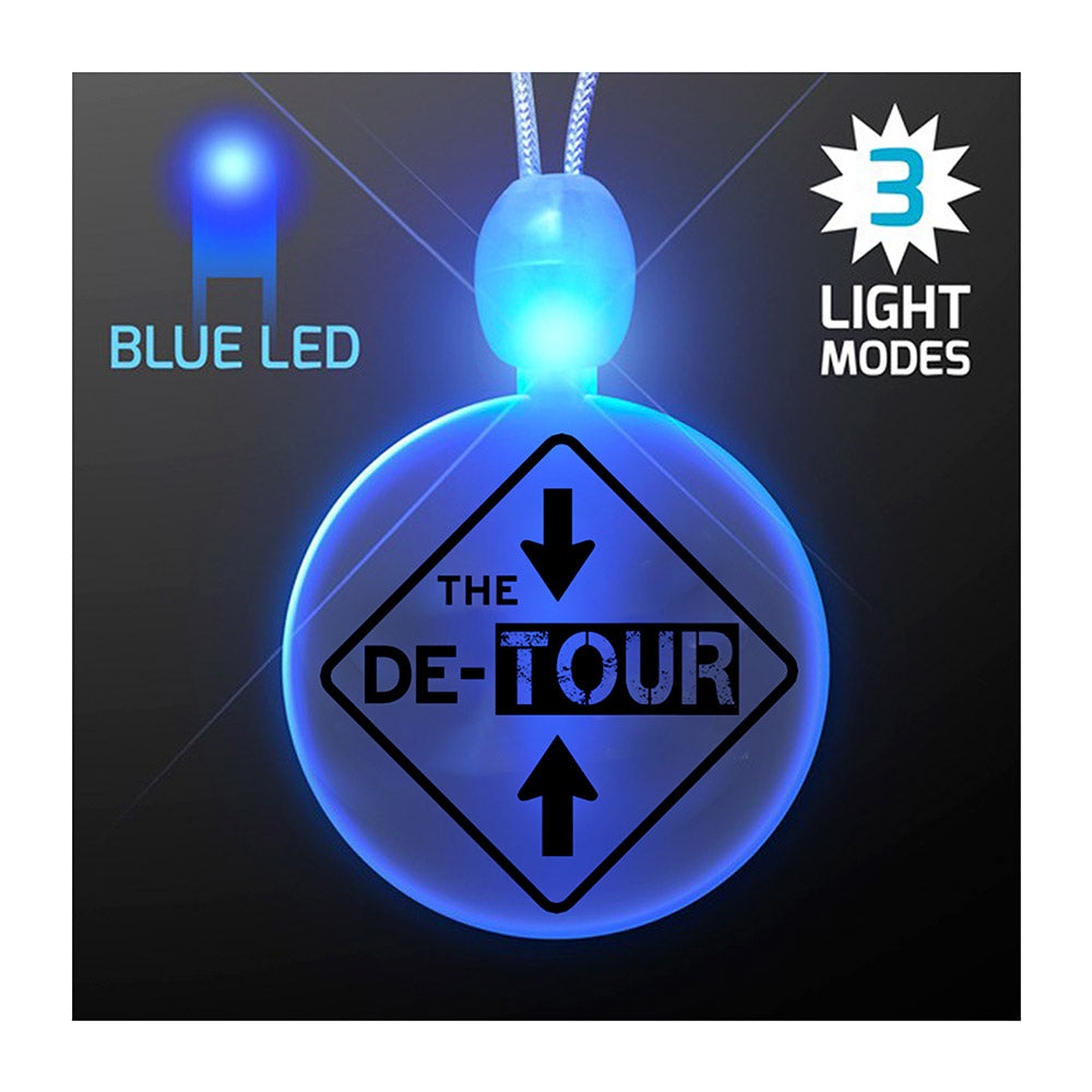 DE-TOUR LED NECKLACE - Sabrina Carpenter