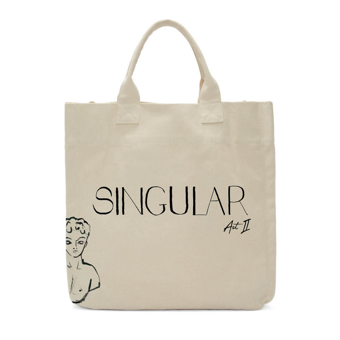 Singular Act II Tote Bag & Digital Download - Sabrina Carpenter