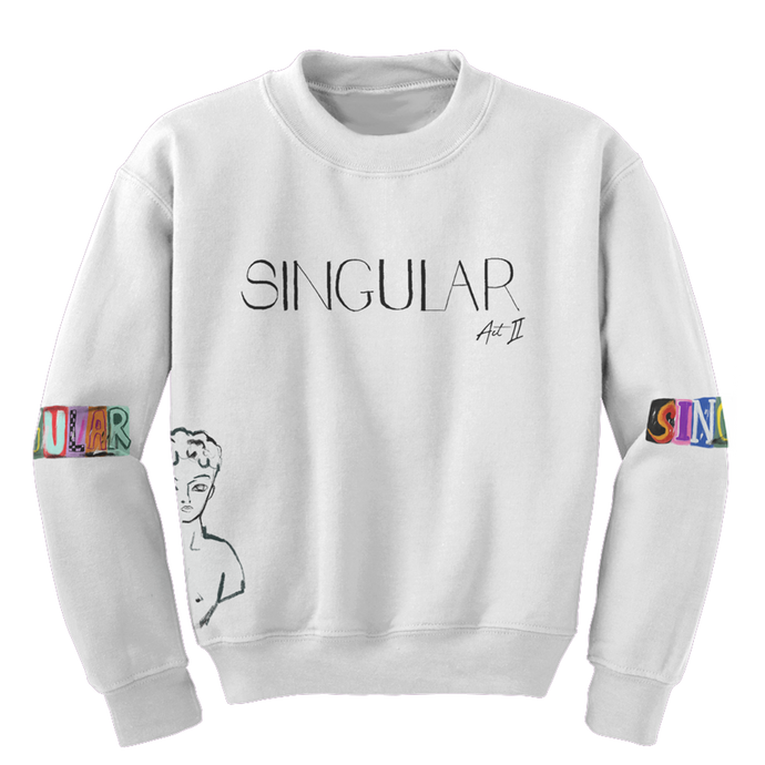 Singular Act II Crewneck Sweatshirt & Digital Download - Sabrina Carpenter