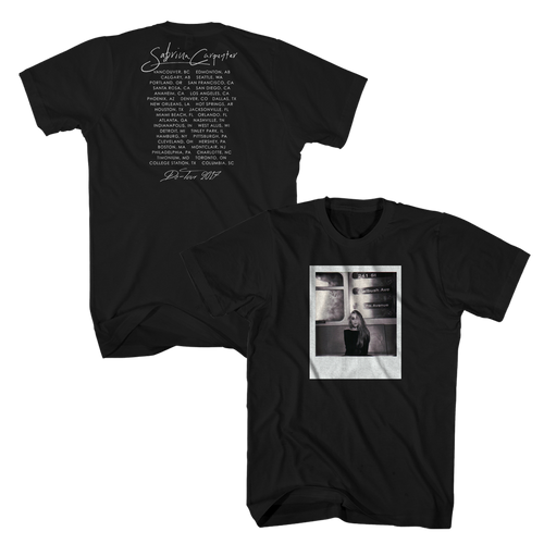 DE-TOUR POLAROID TOUR TEE - Sabrina Carpenter