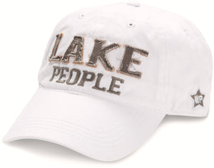 Lake People Uni-sex Snapback Hat