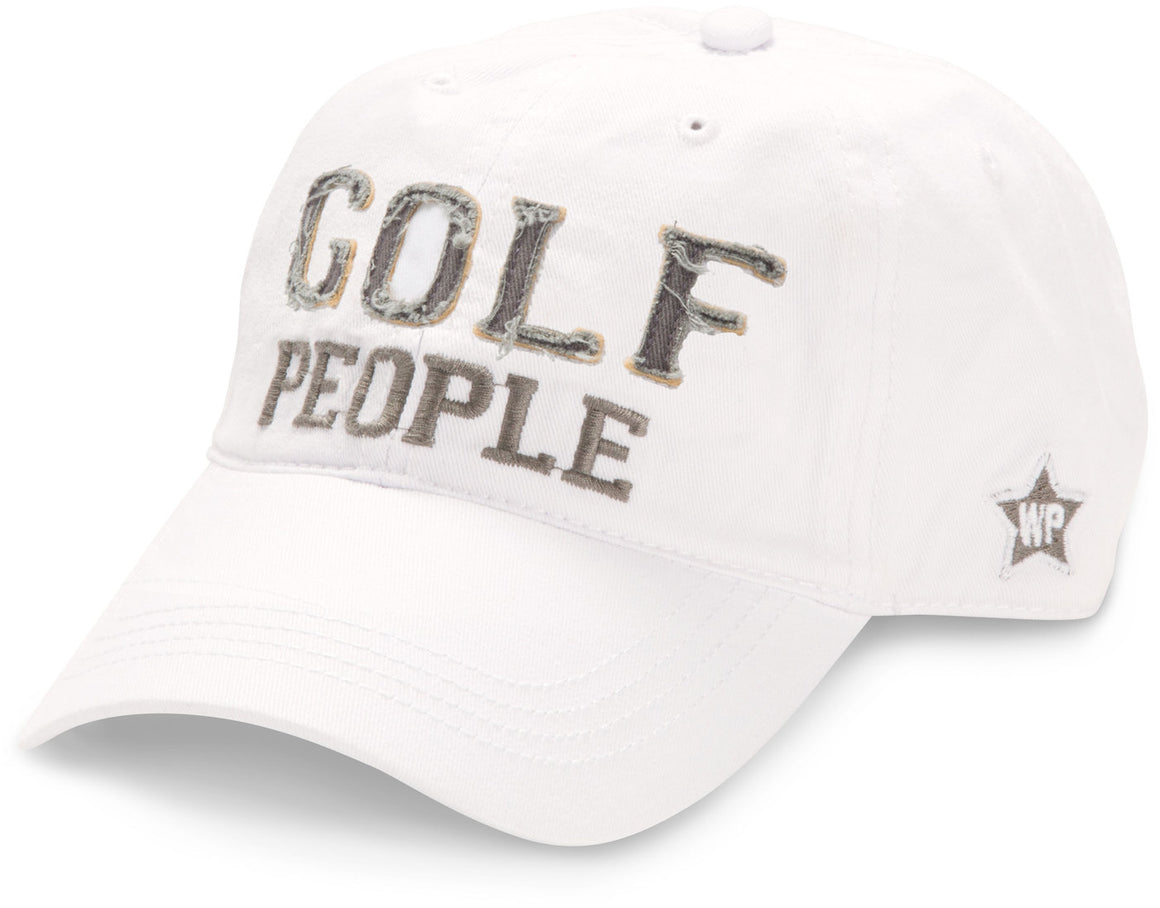 Golf People Uni-sex Snapback Hat