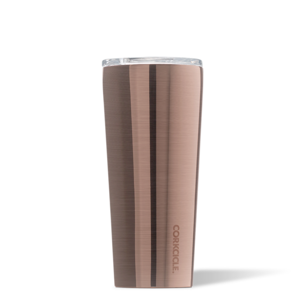 Copper Metallic Tumbler Collection