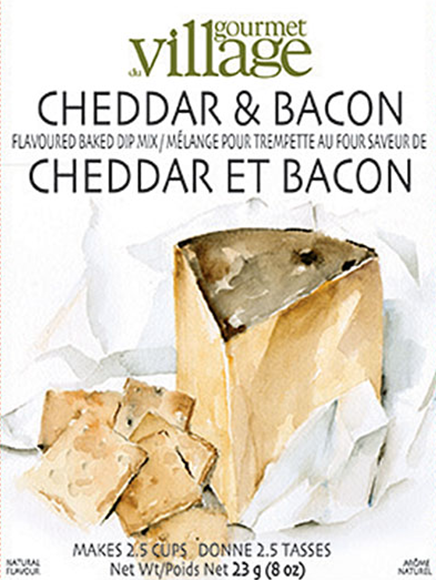 Cheddar & Bacon
