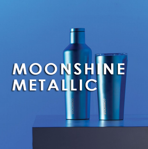 Moonshine Metallic Tumbler Collection