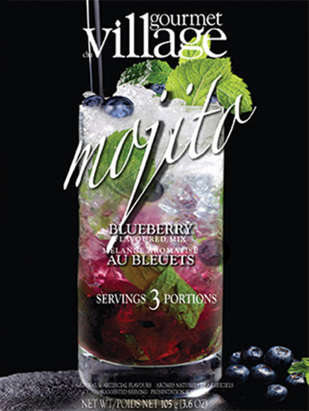 Blueberry Mojito Mix