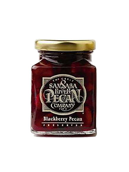 Blackberry Pecan Preserves