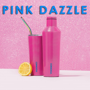 Pink Dazzle Tumbler Collection