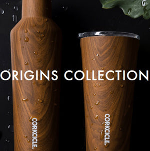 Walnut Origin Tumbler Collection
