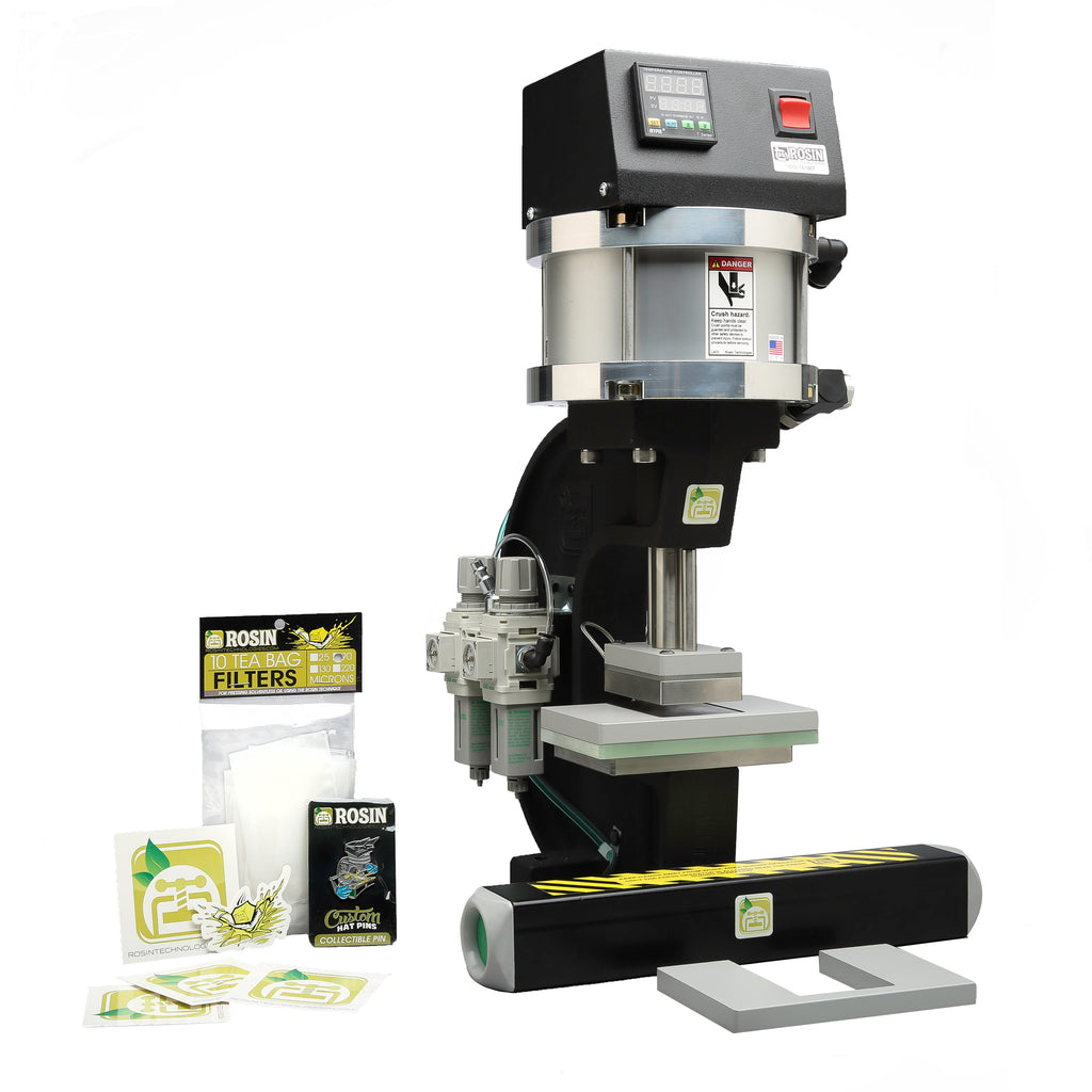 Baby Brick Rosin Press by Rosin Technologies