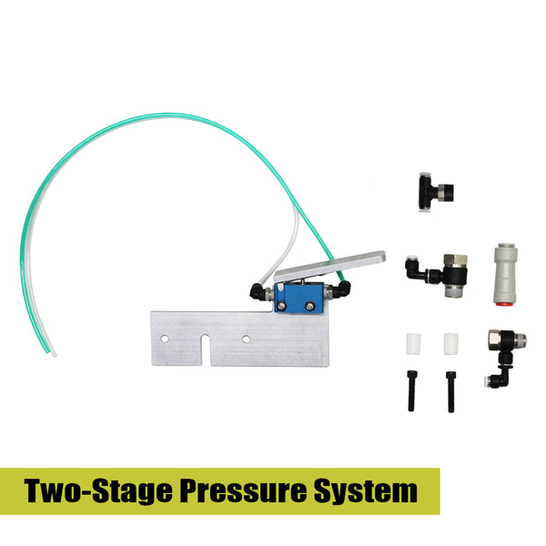 Two-Stage Pressure System