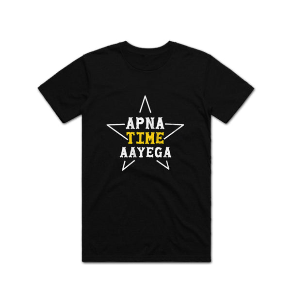 Apna Time Aayega T shirt Star