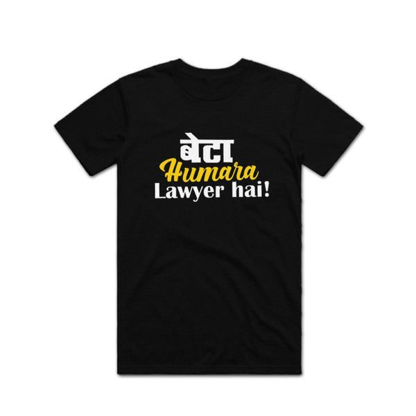 Beta Humara Lawyer Hai Student T shirt