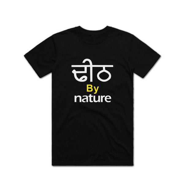 Dhit By Nature Punjabi T shirt