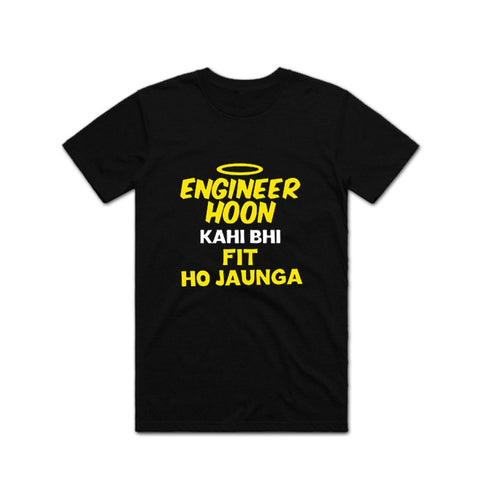 Engineer Hoon Fit Ho Jaunga Student T shirt