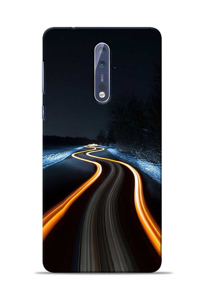 Great Night Drive Nokia 5 Mobile Back Cover