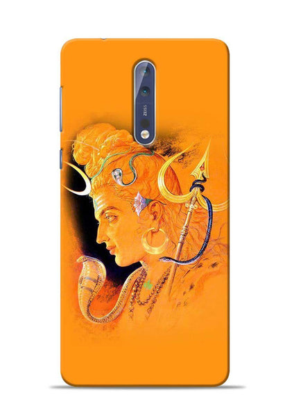 The Great Shiva Nokia 5 Mobile Back Cover