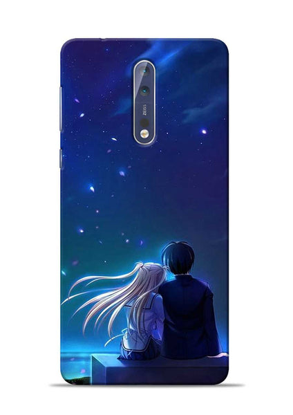 The Great Love Nokia 5 Mobile Back Cover
