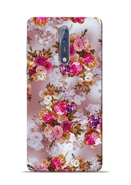 Rose For Love Nokia 5 Mobile Back Cover