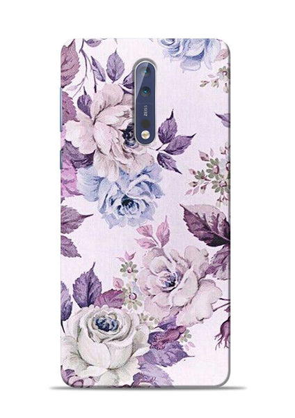 Flowers Forever Nokia 5 Mobile Back Cover