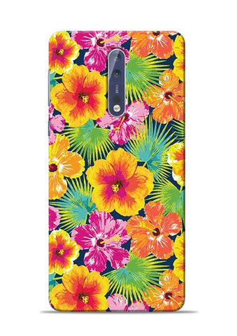 Garden Of Flowers Nokia 5 Mobile Back Cover