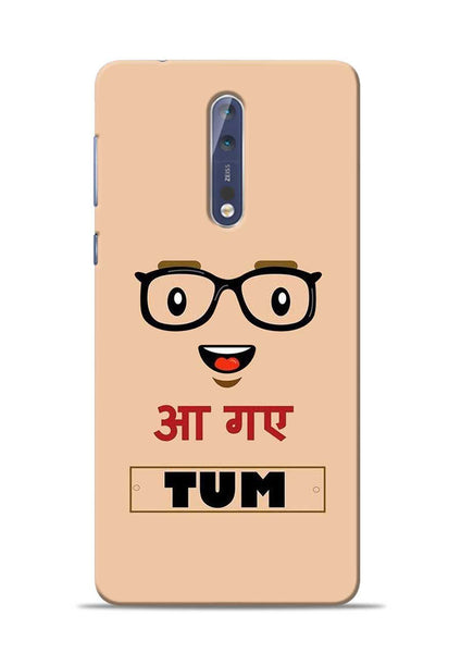 Agaye Tum Nokia 5 Mobile Back Cover