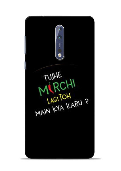 Mirchi Lagi To Nokia 5 Mobile Back Cover