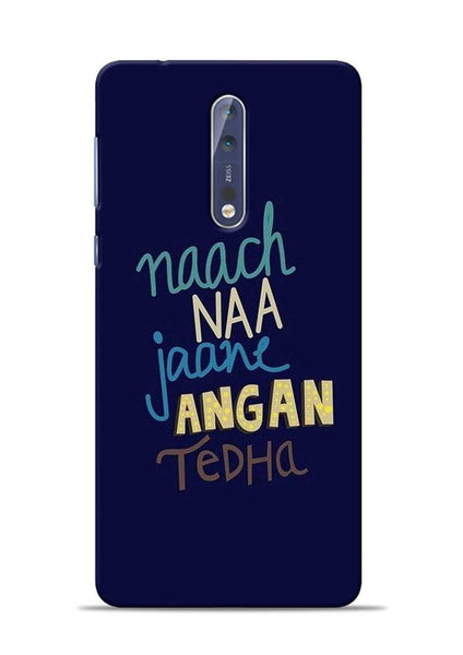 Angan Tedha Nokia 5 Mobile Back Cover