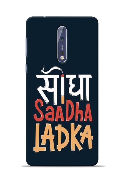 Saadha Ladka Nokia 5 Mobile Back Cover