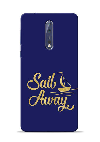 Sail Always Nokia 5 Mobile Back Cover