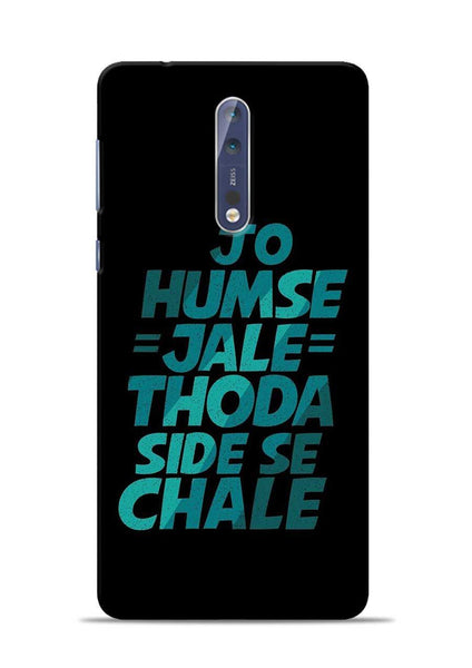 Jo Humse Jale Nokia 5 Mobile Back Cover