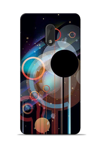 The Rings Nokia 6 Mobile Back Cover