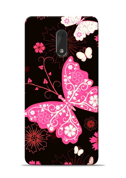 The Butterfly Nokia 6 Mobile Back Cover