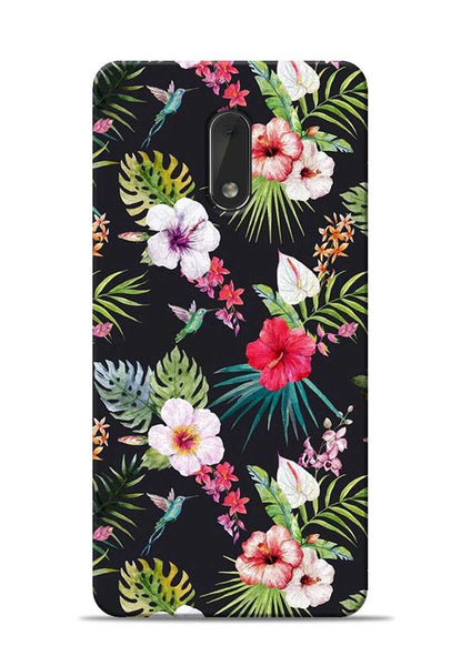 Flowers For You Nokia 6 Mobile Back Cover