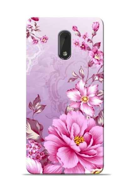 You Are Rose Nokia 6 Mobile Back Cover