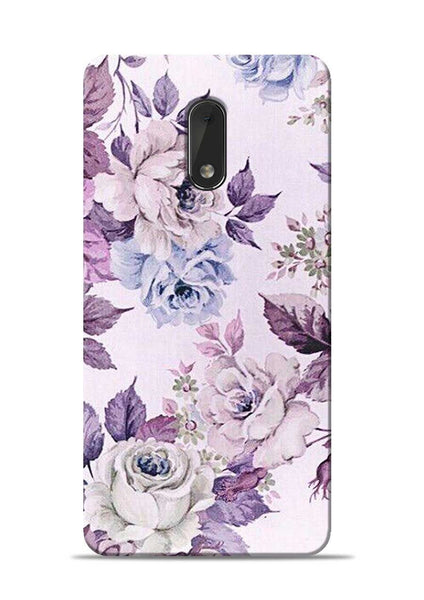 Flowers Forever Nokia 6 Mobile Back Cover