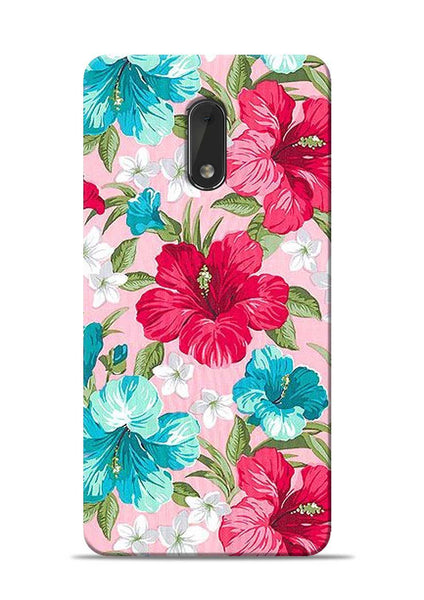 You Are Flower Nokia 6 Mobile Back Cover